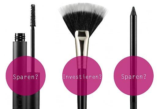 Beauty Produkte sparen