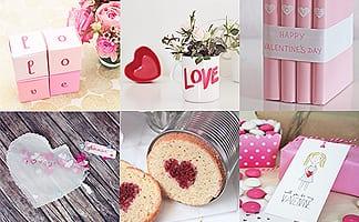 6 DIY Geschenkideen zum Valentinstag Vorschau