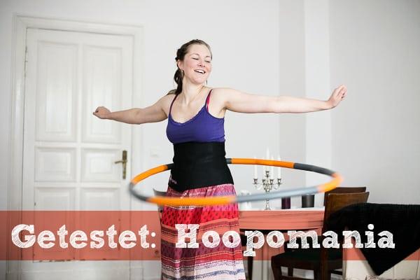 Hoopomania Weight Hoop Hula Hoop