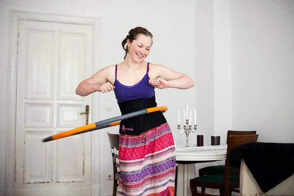 Hoopomania Weight Hoop