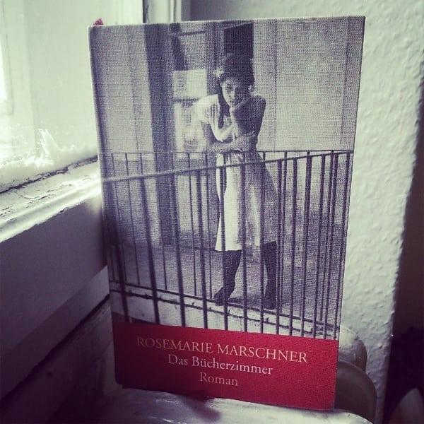 Rosemarie Marschner Das Bücherzimmer
