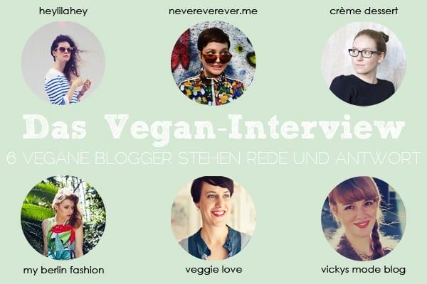 Vegane Blogger Interview