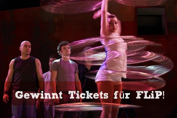 Flip Chamäleon Theater Berlin