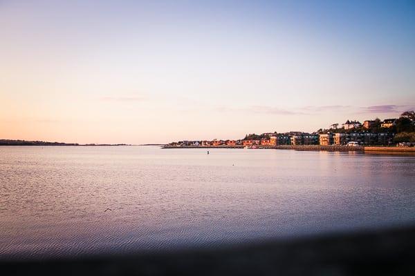 Lemvig Hafen