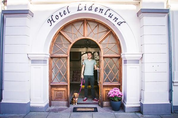 Lemvig Hotel Lidenlund Dänemark