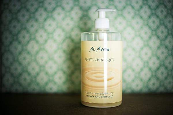 White Chocolate Dusch- und Badepflege von M. Asam