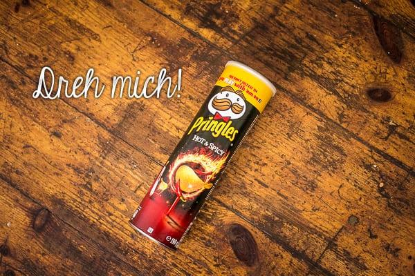 Silvester DIY Pringles