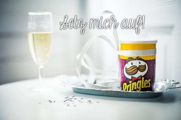 Pringles Partyhut DIY