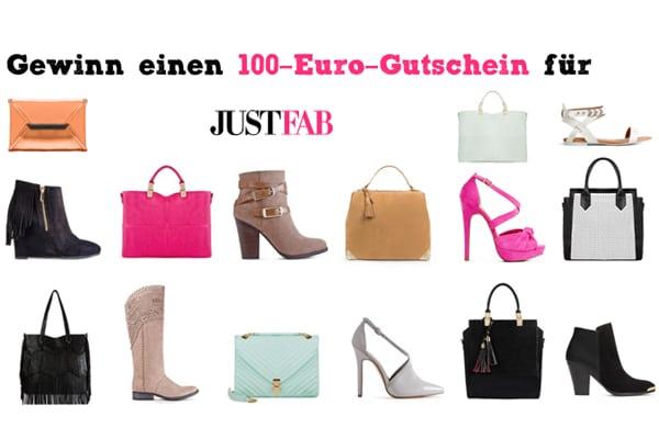 Gewinn Gutschein JustFabThe einen für Euro 100 Kaisers TcuFlK1J3