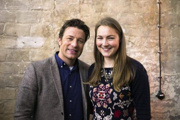Jamie Oliver Buchvorstellung Jamies Superfood für jeden Tag