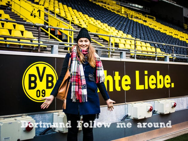 Dortmund Follow me around