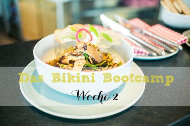 Bikini Bootcamp Woche 2