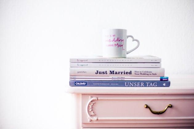 This is my Wedding Planning mug Tasse Hochzeit Die Design Manufaktur DaWanda