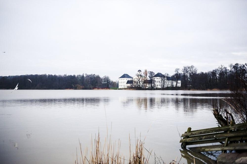 Gråsten Dänemark Schloss