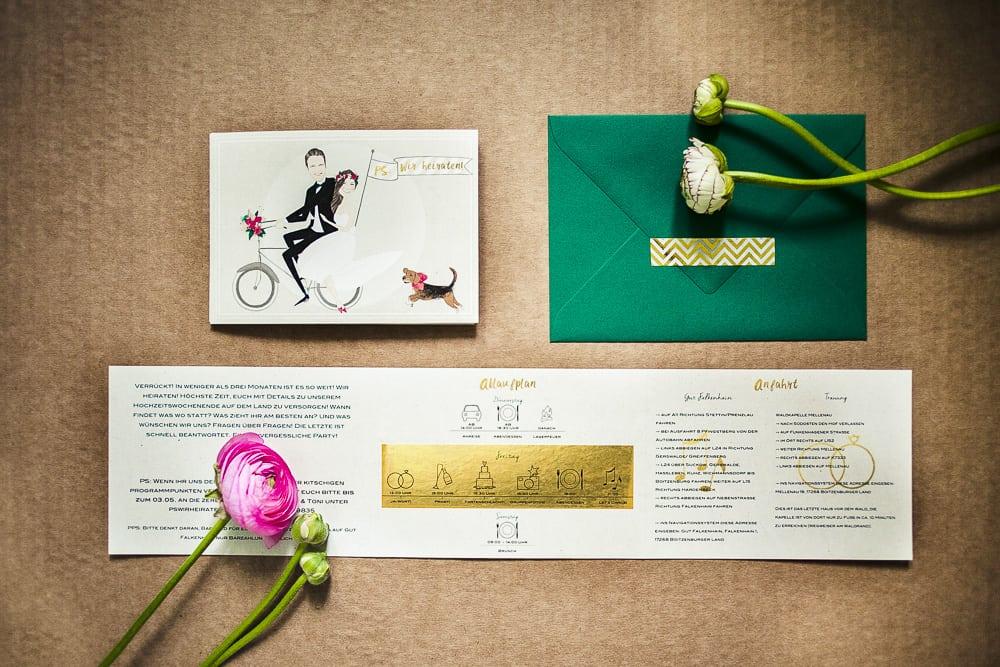 Hochzeit einladung was muss drauf