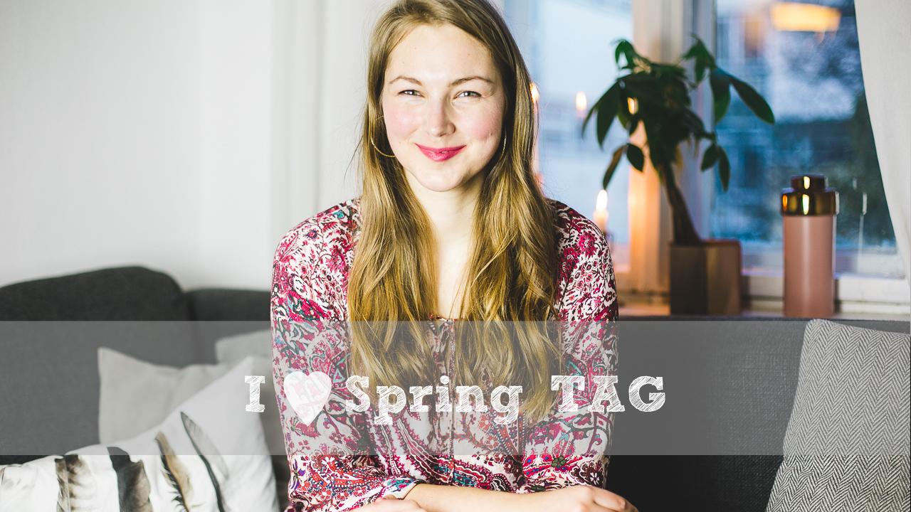 I love spring Tag Thumbnail