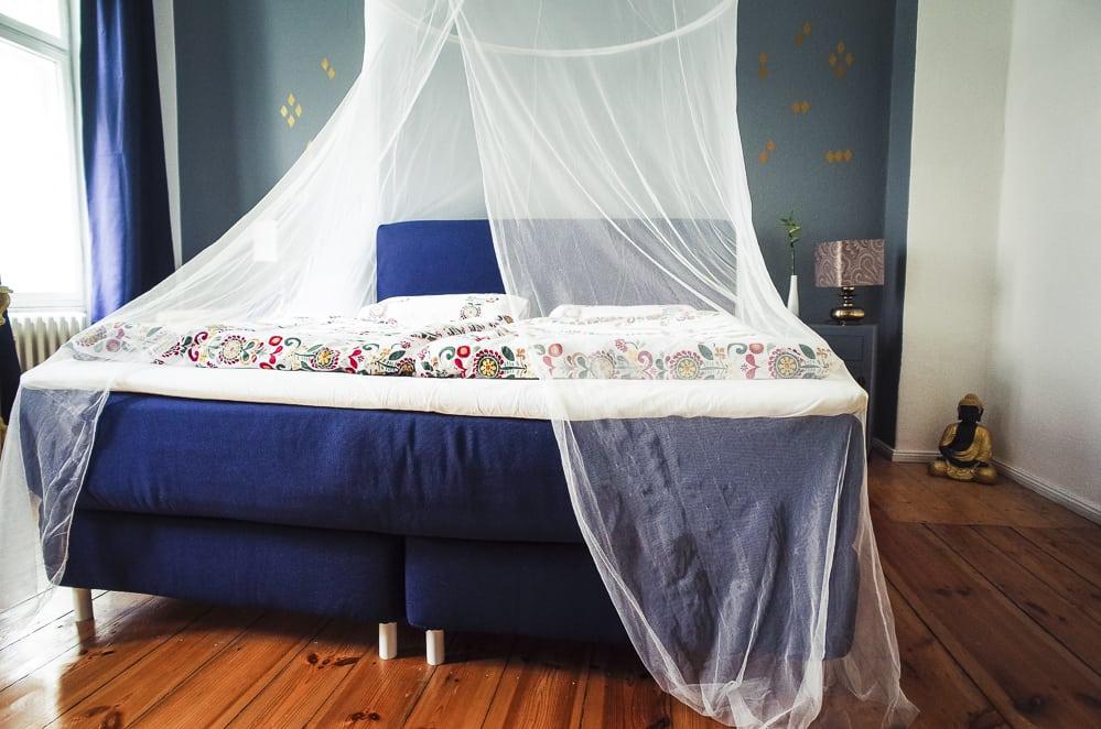 Unser boxspringbett von ikea und das schlafzimmer makeover the