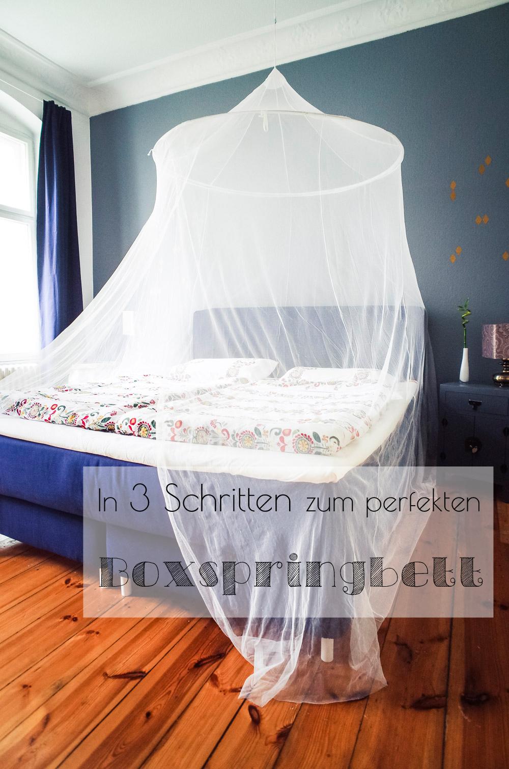 Boxspringbett ikea mjölvik  Unser Boxspringbett von IKEA und das Schlafzimmer-Makeover* - The ...