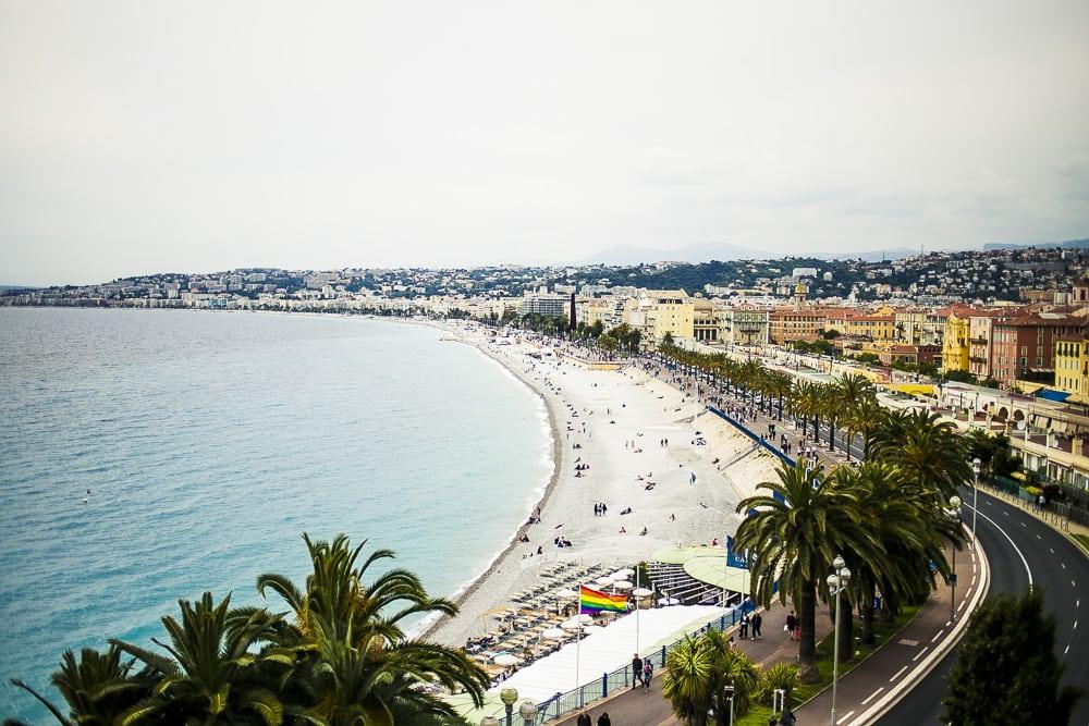 Junggesellenabschied in Nizza