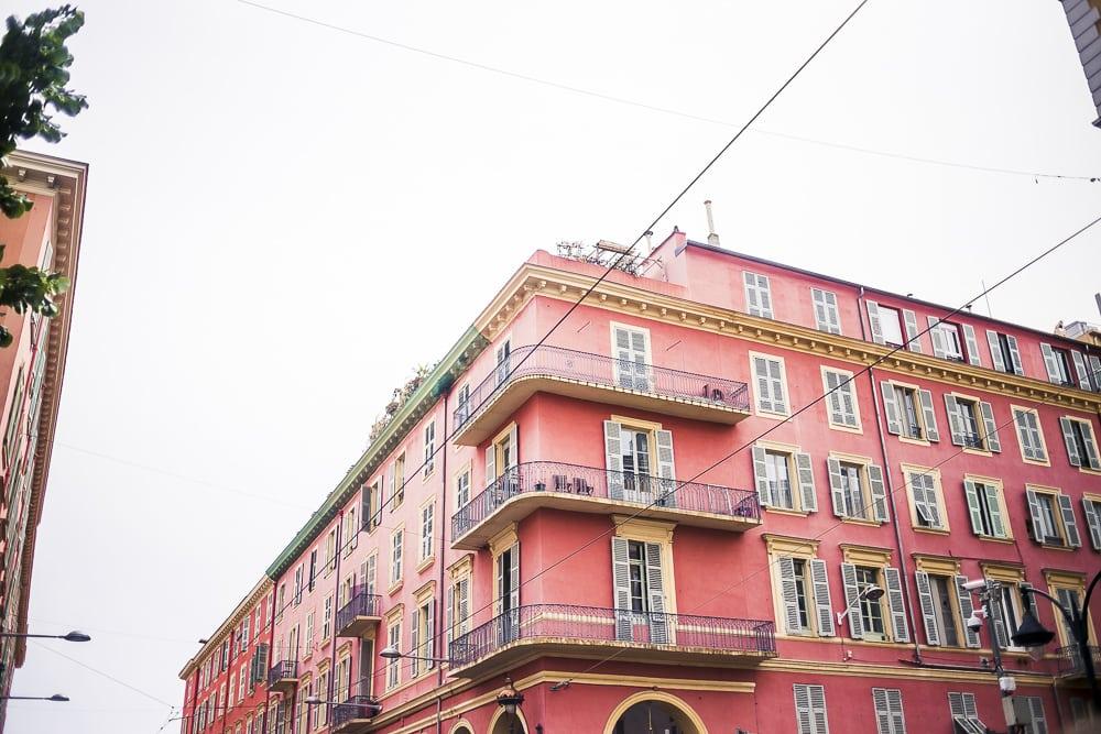 Junggesellinnenabschied in Nizza