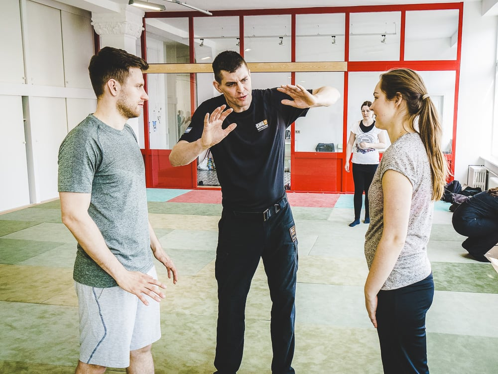 Krav Maga in Berlin