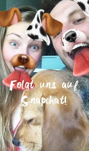 The Kaisers Snapchat