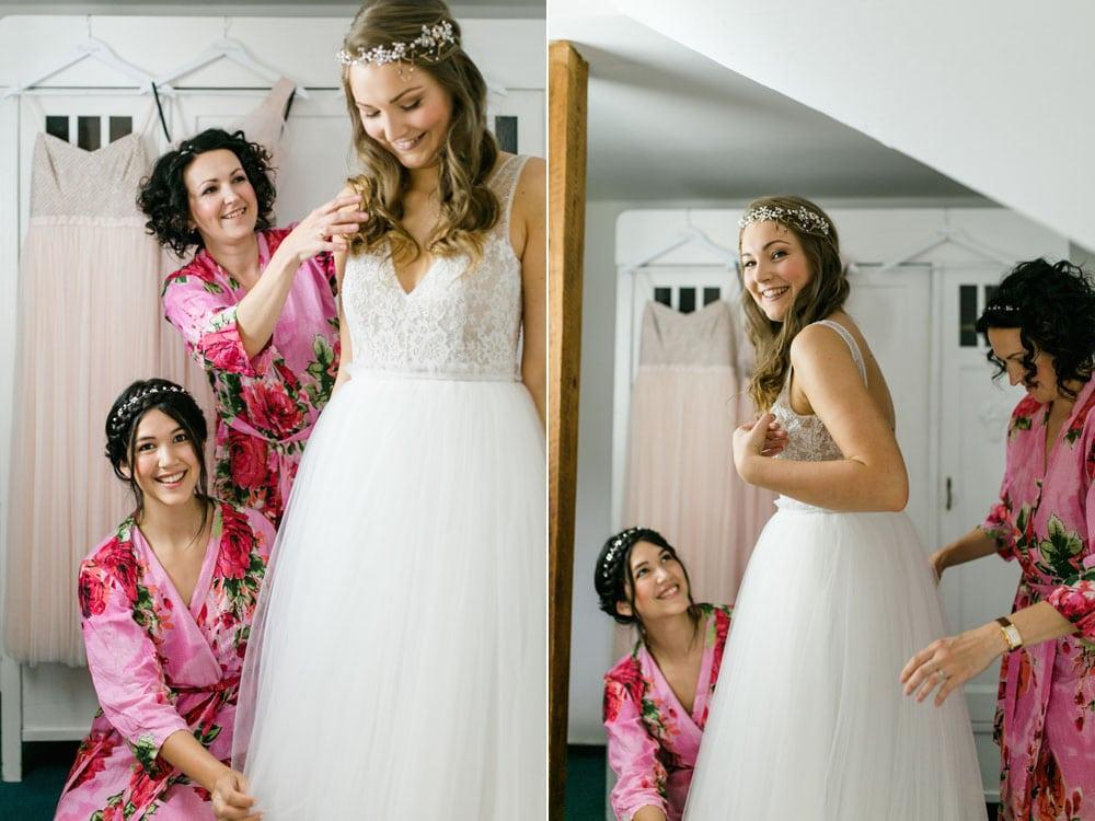 Tipps Rund Um Die Kleider Der Brautjungfern