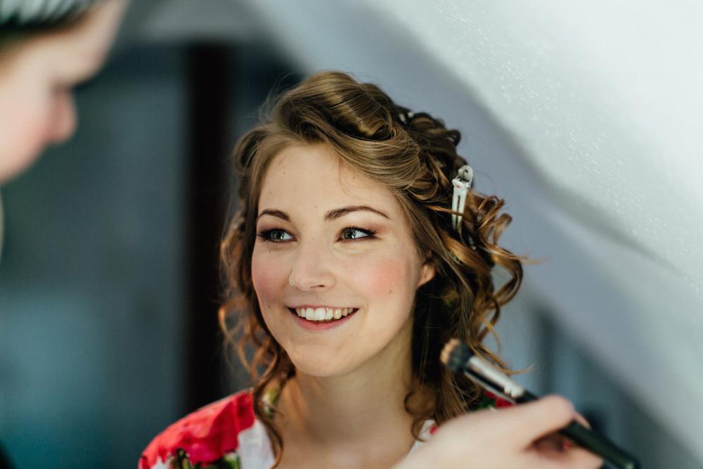 Brautstyling Claudia Rotoli