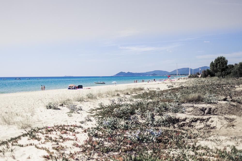 Costa Rei Strand