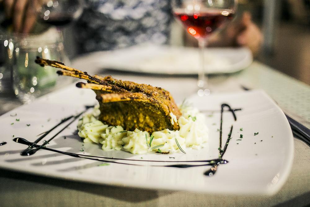 Restaurant Albaruja Costa Rei