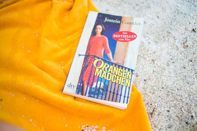 Das Orangenmädchen Jostein Gaarder