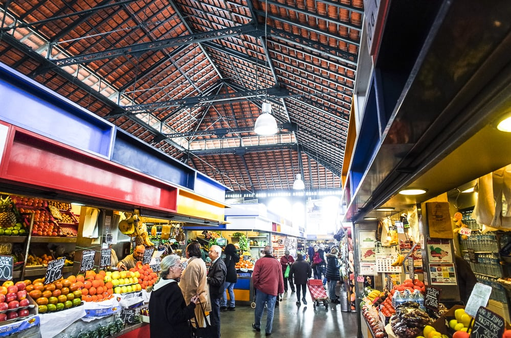 Mercado Central de Atarazanas