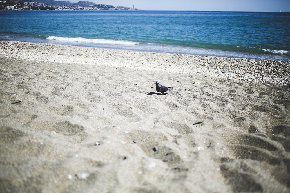 Málaga Strand