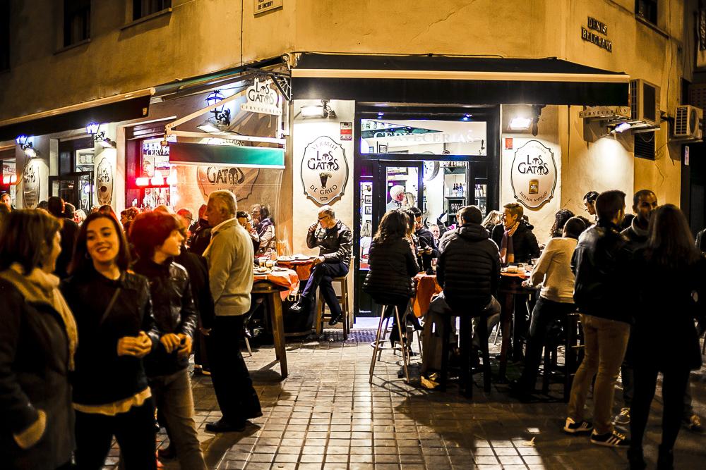 Málaga Los Gatos