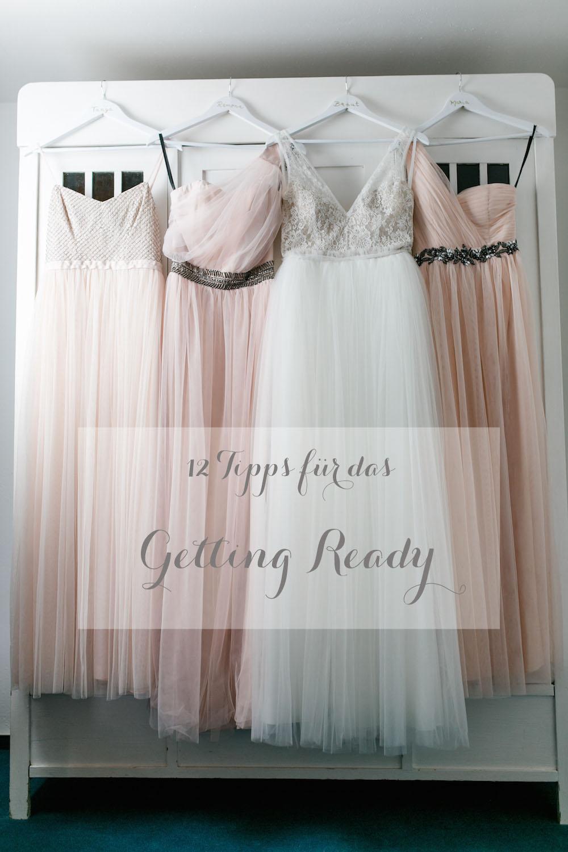 Kleid Brautjungfern
