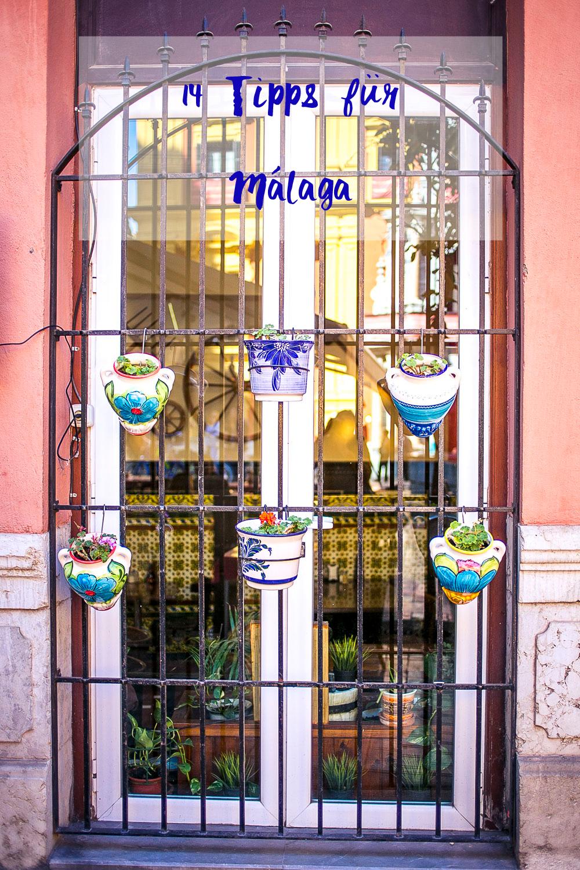 Tipps für Málaga