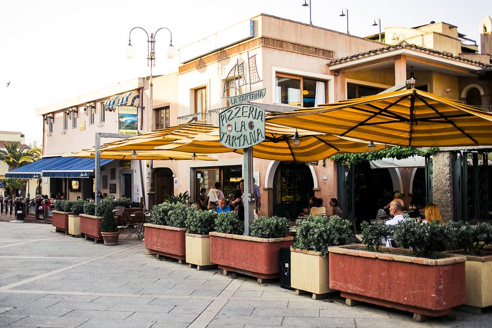 Pizzeria La Tartana Villasimius
