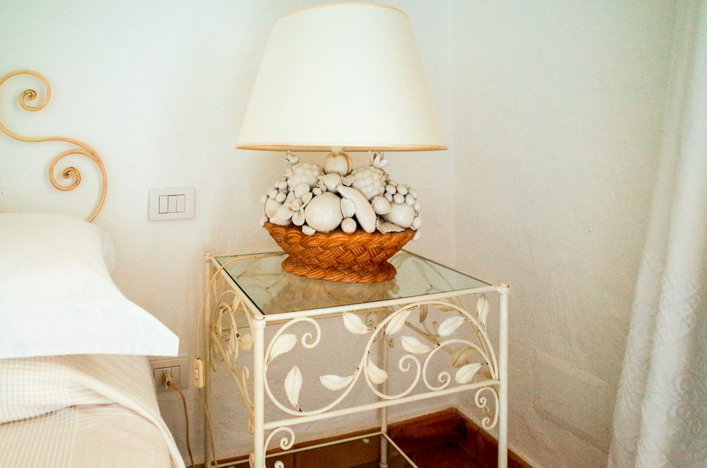 B&B Smeralda Costa Smeralda White Room