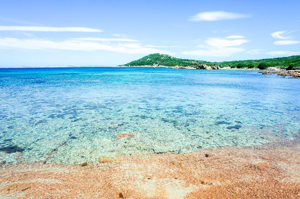 Costa Smeralda Sardinien
