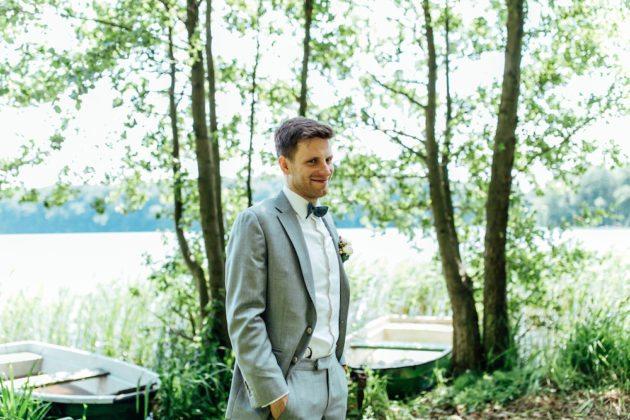 Hochzeitsanzug von Dolzer