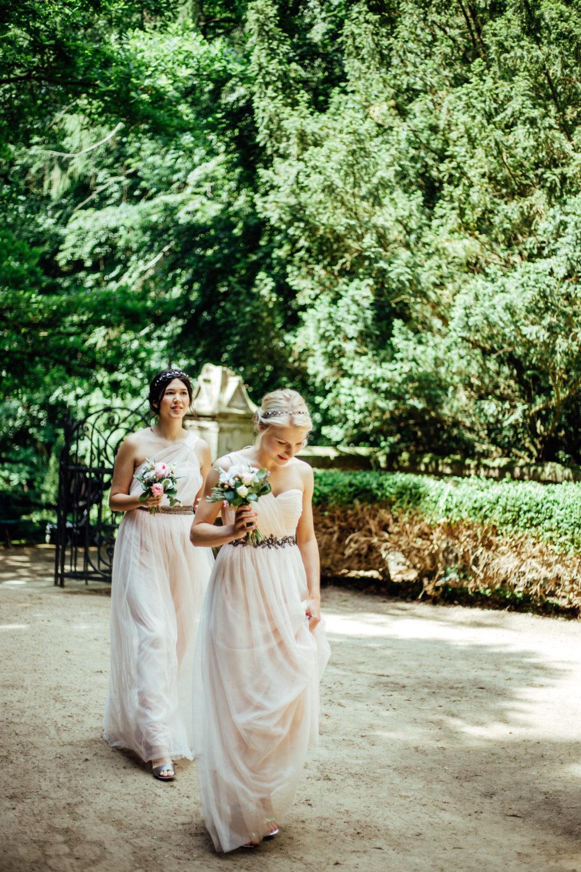 Brautjungfern Hochzeit Mellenau