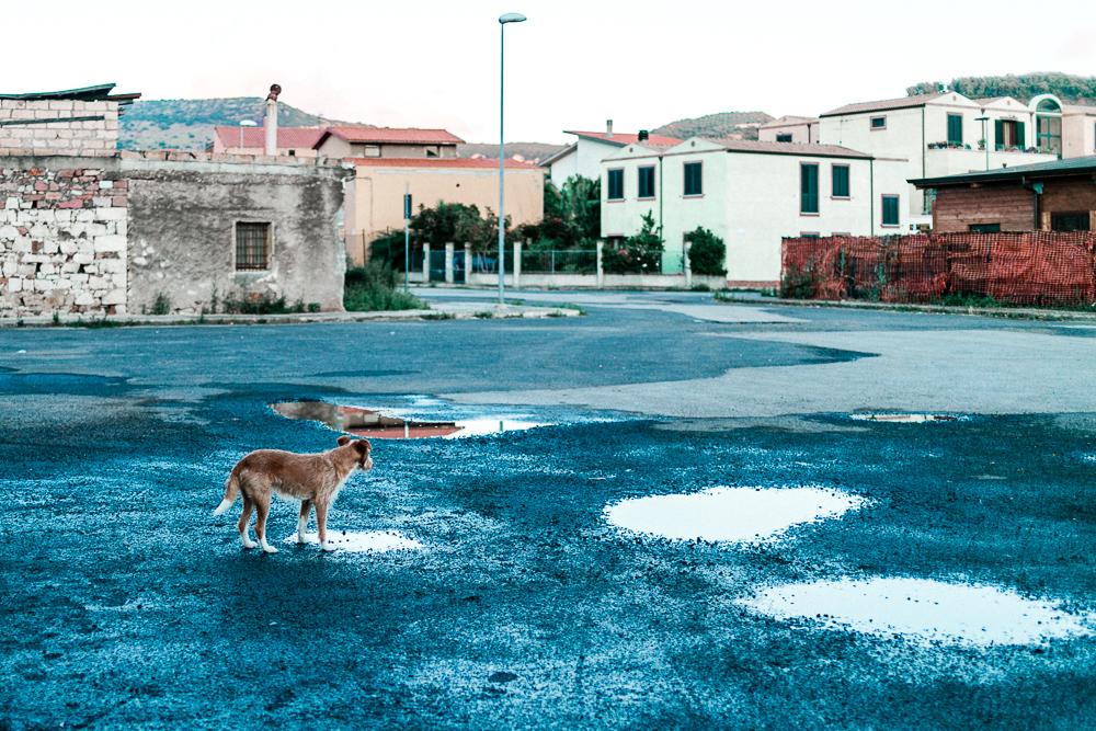 Bosa Sardinien