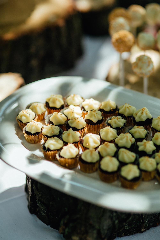 Cupcakes zur Hochzeit