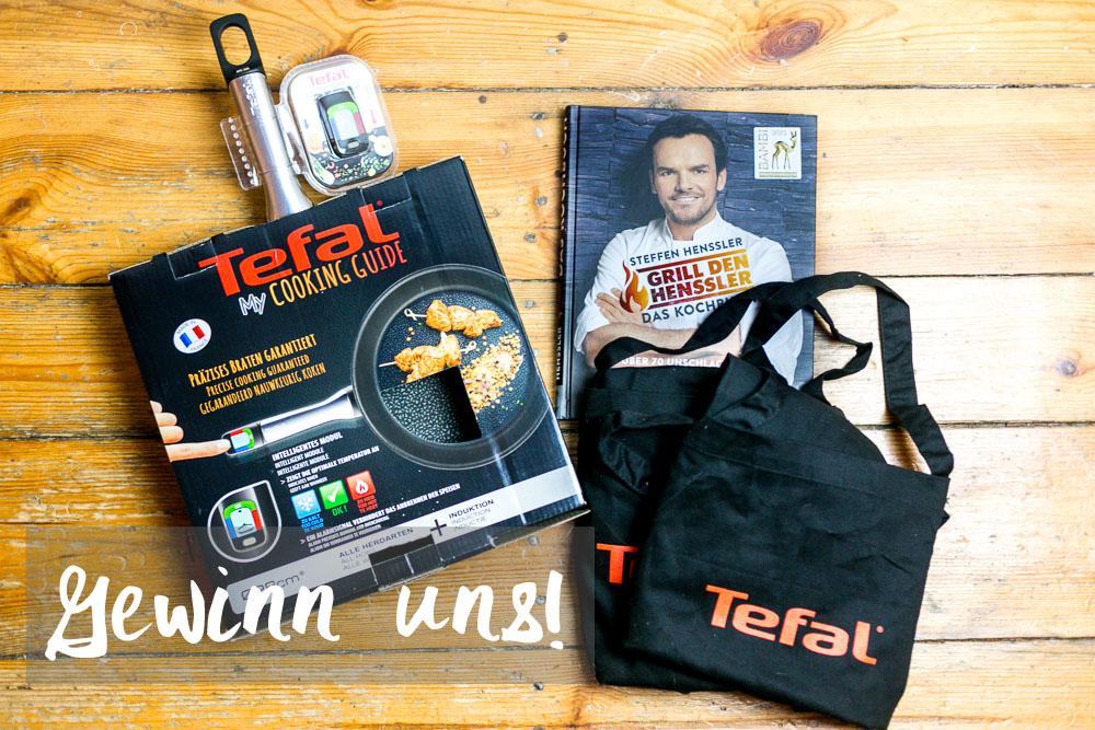 Gewinnspiel Tefal My Cooking Guide