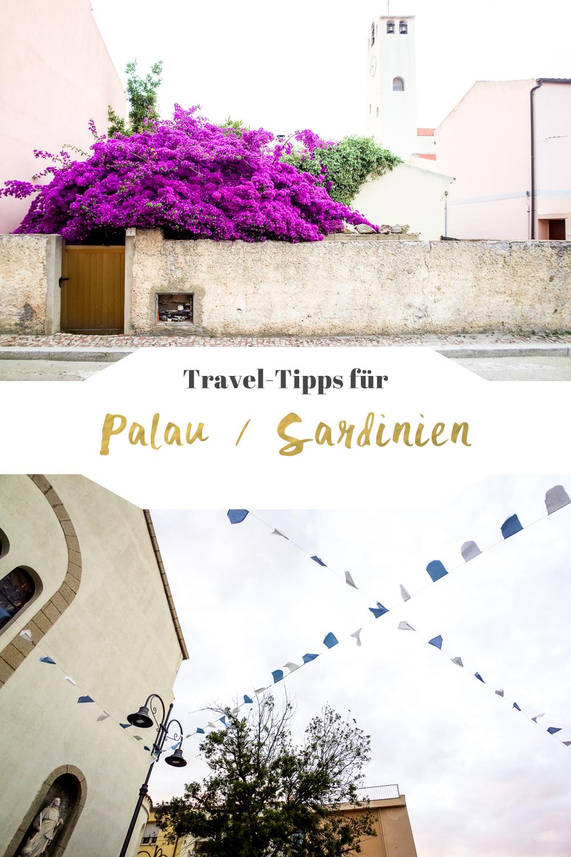 Tipps Palau Sardinien
