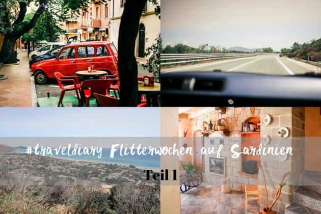 Videotagebuch Flitterwochen auf Sardinien