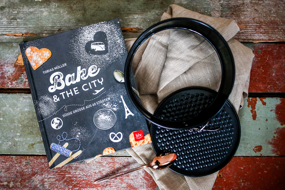 Backbuch Bake and the City