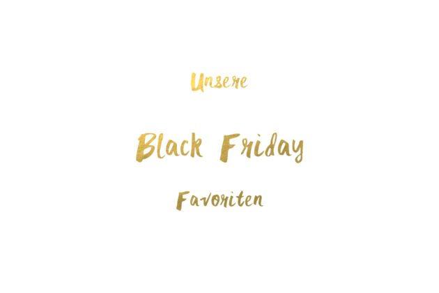 Black Friday Deals 2016 in Deutschland