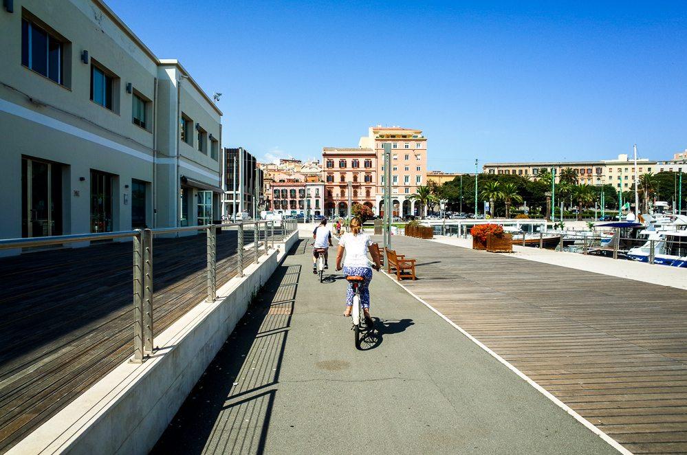 Sightseeing Cagliari