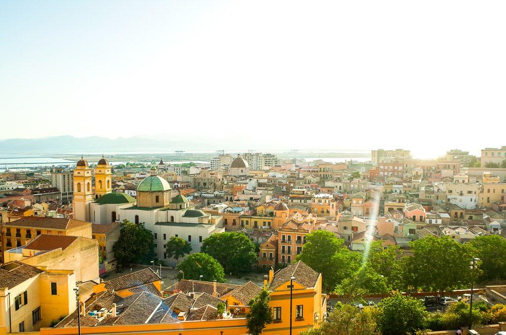 2 Tage Cagliari